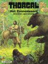 Cover for Thorgal (Le Lombard, 1980 series) #18 - Het Zonnezwaard [Herdruk 2004]