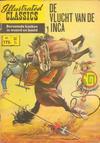 Cover for Illustrated Classics (Classics/Williams, 1956 series) #175 - De vlucht van de Inca