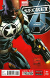 Cover Thumbnail for Secret Avengers (2013 series) #1 [Variant Cover by Joe Quesada]