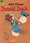 Cover for Walt Disney's Donald Duck (W. G. Publications; Wogan Publications, 1954 series) #41