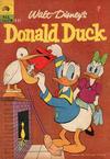 Cover for Walt Disney's Donald Duck (W. G. Publications; Wogan Publications, 1954 series) #37