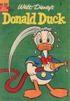 Cover for Walt Disney's Donald Duck (W. G. Publications; Wogan Publications, 1954 series) #27