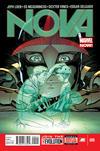 Cover for Nova (Marvel, 2013 series) #5 [Ed McGuinness Cover]