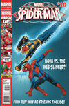 Cover for Marvel Universe Ultimate Spider-Man (Marvel, 2012 series) #10