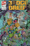 Cover for Judge Dredd (Fleetway/Quality, 1987 series) #21 [UK]