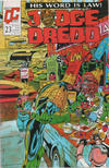 Cover for Judge Dredd (Fleetway/Quality, 1987 series) #23 [UK]