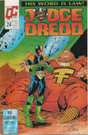 Cover for Judge Dredd (Fleetway/Quality, 1987 series) #24 [UK]