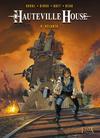 Cover for Hauteville House (Finix, 2012 series) #4 - Atlanta