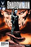 Cover for Shadowman (Valiant Entertainment, 2012 series) #0 [Cover B - Pullbox Edition - Khari Evans]