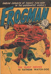 Cover for Frogman (Horwitz, 1953 ? series) #13
