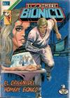 Cover for El Hombre Biónico (Editorial Novaro, 1979 series) #1