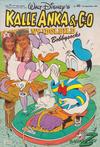 Cover for Kalle Anka & C:o (Hemmets Journal, 1957 series) #40/1985