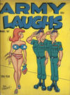 Cover for Army Laughs (Prize, 1951 series) #v17#5