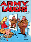 Cover for Army Laughs (Prize, 1951 series) #v17#4