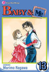 Cover for Baby & Me (Viz, 2006 series) #13