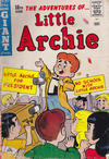 Cover Thumbnail for Little Archie Giant Comics (1957 series) #16 [Canadian Price Variant]