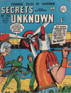Cover for Secrets of the Unknown (Alan Class, 1962 series) #61