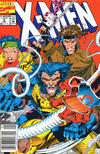 Cover Thumbnail for X-Men (1991 series) #4 [Newsstand Edition]