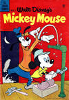 Cover for Walt Disney's Mickey Mouse [MM] (W. G. Publications; Wogan Publications, 1953 series) #11