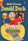 Cover for Walt Disney's Donald Duck (W. G. Publications; Wogan Publications, 1954 series) #3