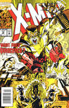 Cover Thumbnail for X-Men (1991 series) #19 [Newsstand Edition]