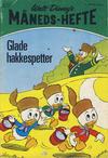 Cover for Walt Disney's Månedshefte (Hjemmet / Egmont, 1967 series) #4/1974