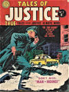 Cover for Tales of Justice (Horwitz, 1950 ? series) #3
