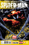 Cover Thumbnail for Superior Spider-Man (2013 series) #1 [Fourth Printing]