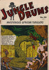 Cover for Jungle Drums (Bell Features, 1949 series) #20
