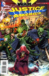 Cover Thumbnail for Justice League of America (2013 series) #6 [Direct Sales]