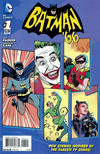 Cover for Batman '66 (DC, 2013 series) #1 [Jonathan Case Cover]