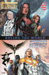Cover Thumbnail for Planetary / The Authority: Ruling the World (2000 series)  [Second Printing]