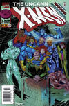 Cover for The Uncanny X-Men (Marvel, 1981 series) #337 [Newsstand]