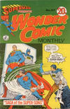 Cover for Superman Presents Wonder Comic Monthly (K. G. Murray, 1965 ? series) #97