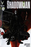 Cover for Shadowman (Valiant Entertainment, 2012 series) #0 [Cover A - Dave Johnson]
