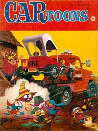 Cover Thumbnail for CARtoons (Petersen Publishing, 1961 series) #44