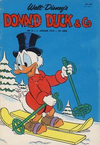 Cover Thumbnail for Donald Duck & Co (Hjemmet / Egmont, 1948 series) #2/1976