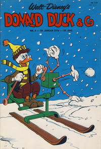 Cover Thumbnail for Donald Duck & Co (Hjemmet / Egmont, 1948 series) #4/1976