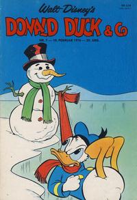 Cover Thumbnail for Donald Duck & Co (Hjemmet / Egmont, 1948 series) #7/1976