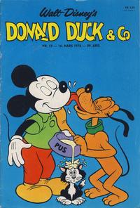 Cover Thumbnail for Donald Duck & Co (Hjemmet / Egmont, 1948 series) #12/1976