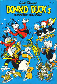 Cover Thumbnail for Donald Ducks Show (Hjemmet / Egmont, 1957 series) #[12] - Store show 1967
