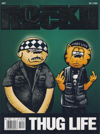 Cover Thumbnail for Rocky (Bladkompaniet / Schibsted, 2003 series) #1/2004