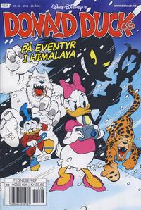 Cover Thumbnail for Donald Duck & Co (Hjemmet / Egmont, 1948 series) #26/2013