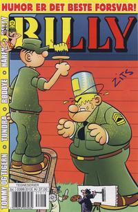 Cover Thumbnail for Billy (Hjemmet / Egmont, 1998 series) #13/2013