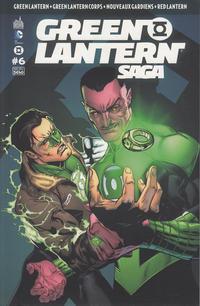Cover Thumbnail for Green Lantern Saga (Urban Comics, 2012 series) #6