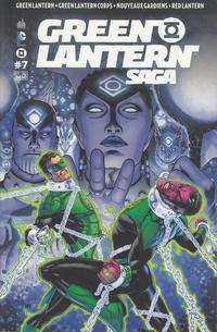 Cover Thumbnail for Green Lantern Saga (Urban Comics, 2012 series) #7