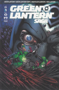 Cover Thumbnail for Green Lantern Saga (Urban Comics, 2012 series) #9
