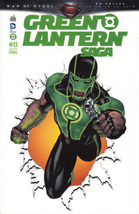 Cover Thumbnail for Green Lantern Saga (Urban Comics, 2012 series) #13