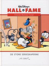 Cover Thumbnail for Hall of Fame (Hjemmet / Egmont, 2004 series) #[48] - Giovan Battista Carpi