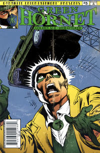 Cover Thumbnail for The Green Hornet: Golden Age Re-Mastered (Dynamite Entertainment, 2010 series) #5